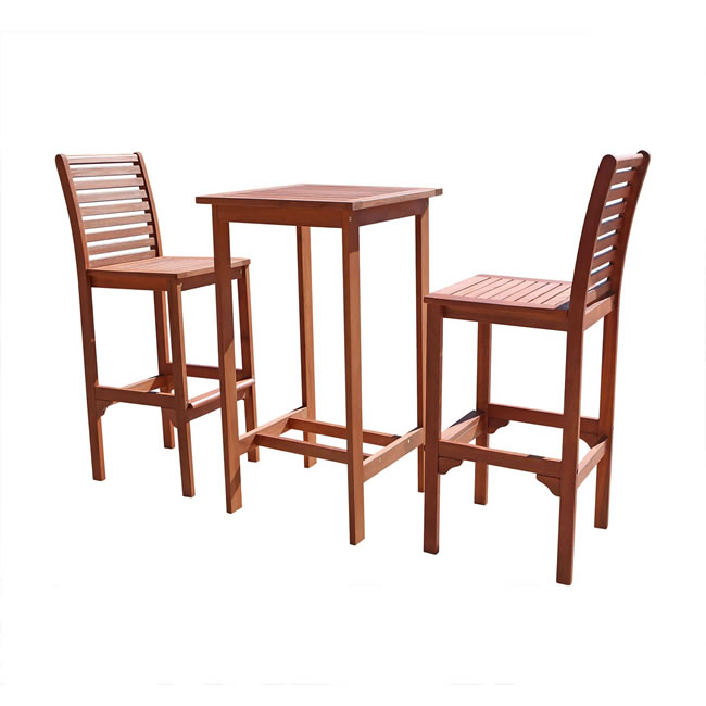 Eucalyptus Chair and Table Sets